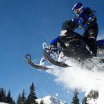 Пора вспомнить о снегоходах: Yamaha Phazer