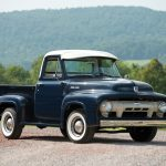 История пикапов Ford в картинках