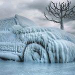 Как согреться зимой в автомобиле.