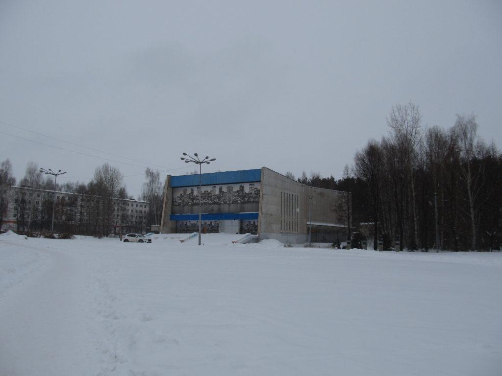 Кинотеатр в Чайковском