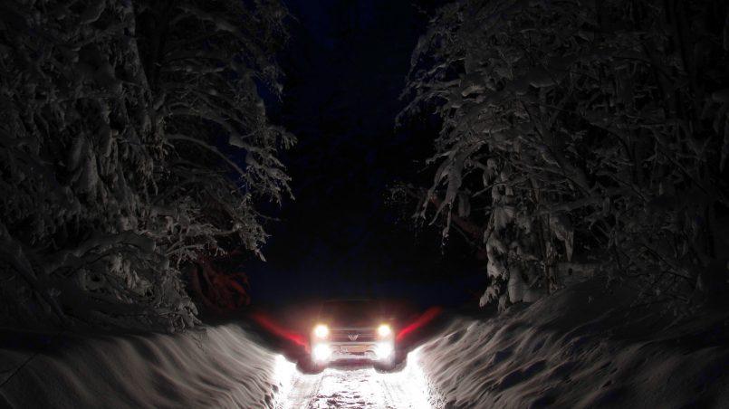 Duster -40, темный лес