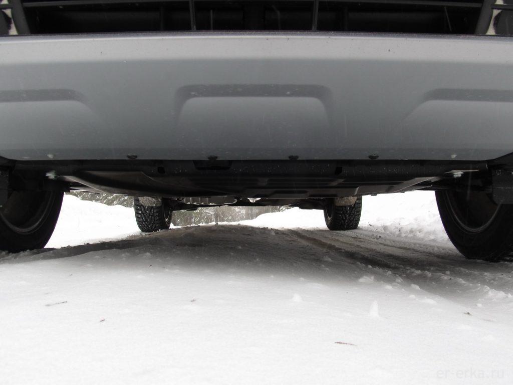Ford Kuga 2017 защита