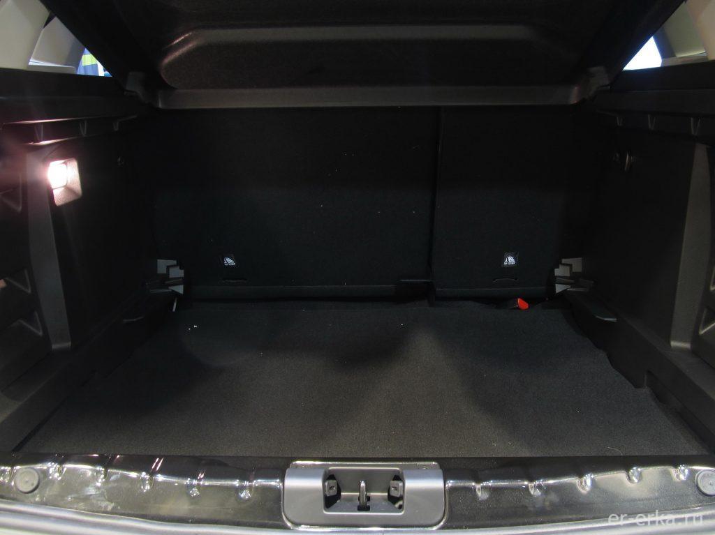 Багажник Иксрей