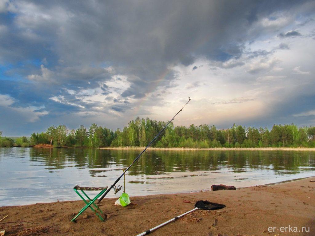 Рыбалка р. Сигиляш