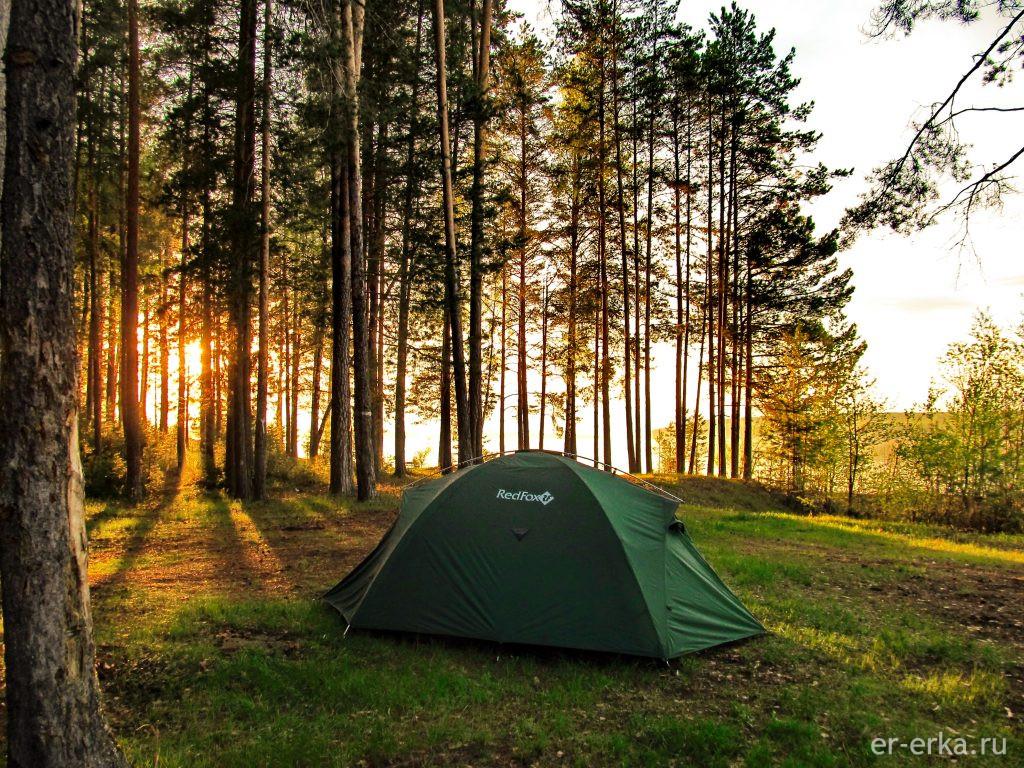Палатка RedFox challenger 4