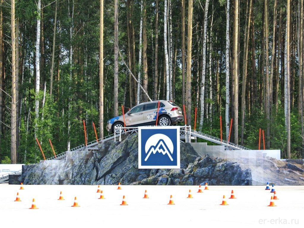 volkswagen driving experience 2017