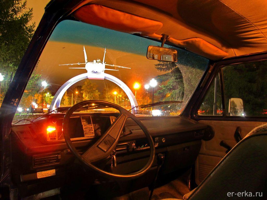 Volkswagen Caravelle T3 interior