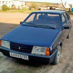 Первый автомобиль, на котором вы учились ездить?