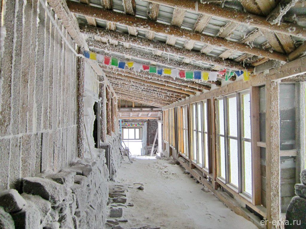 Буддийский монастырь Качканар