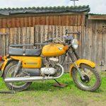 Мотоцикл Восход 3М — моя капсула времени, 26 лет, пробег 4500 км.