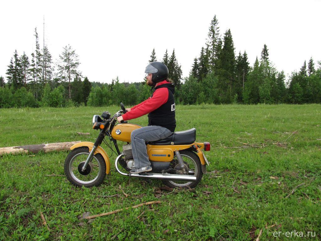 мотоцикл восход 3м