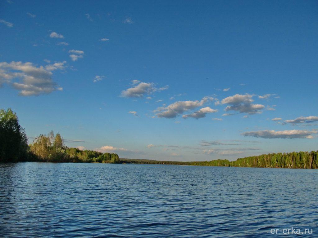 озеро редикор