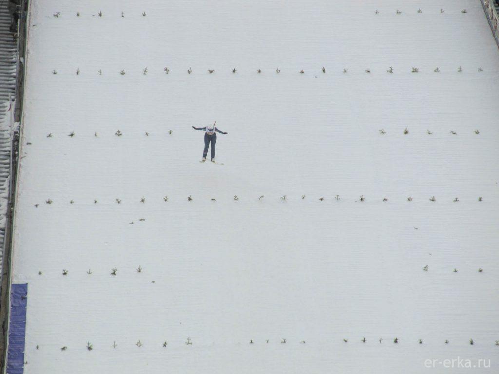 чайковский снежинка