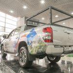 Смотрим новый Mitsubishi L200, на первый взгляд, стоит ли брать?