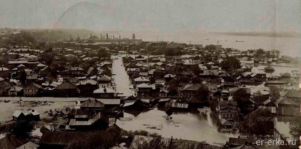 наводнение в перми 1914 год