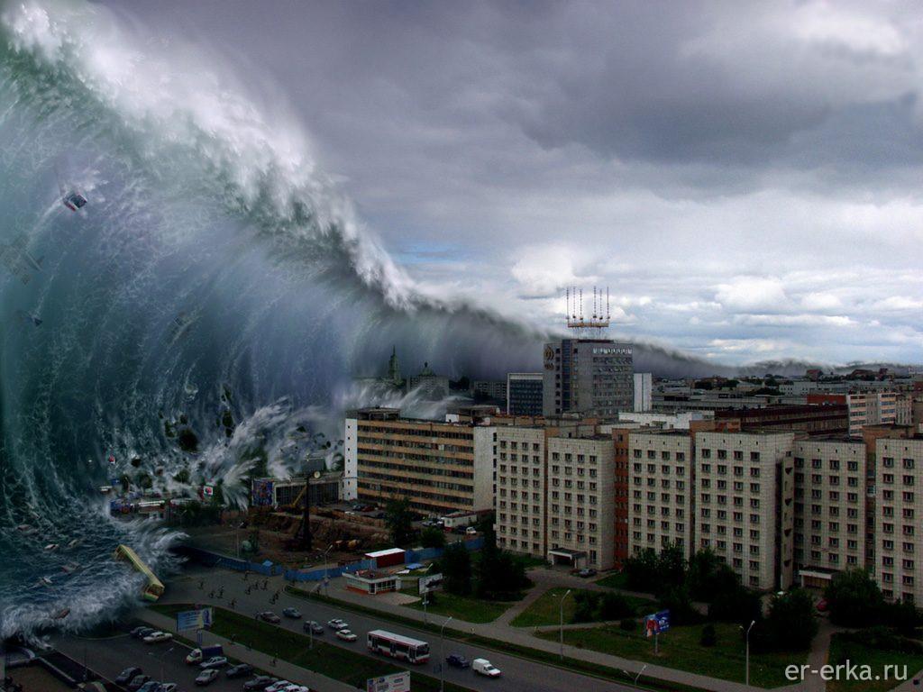 наводнение Пермь