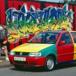 VW Harlekin — анархия у строгих немцев!